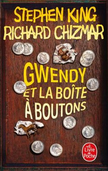 Gwendy S Button Box France Stephen King 1st S