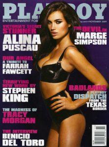 Playboy, November 2009