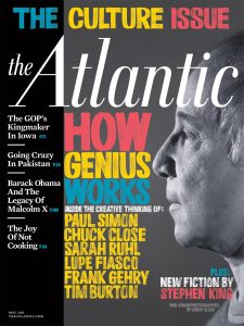 The Atlantic, May 2011
